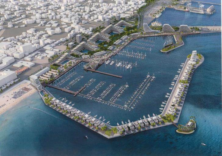 Larnaca port, marina rebuild gets final nod